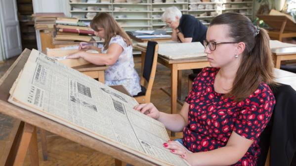 Archive - Bibliotheken