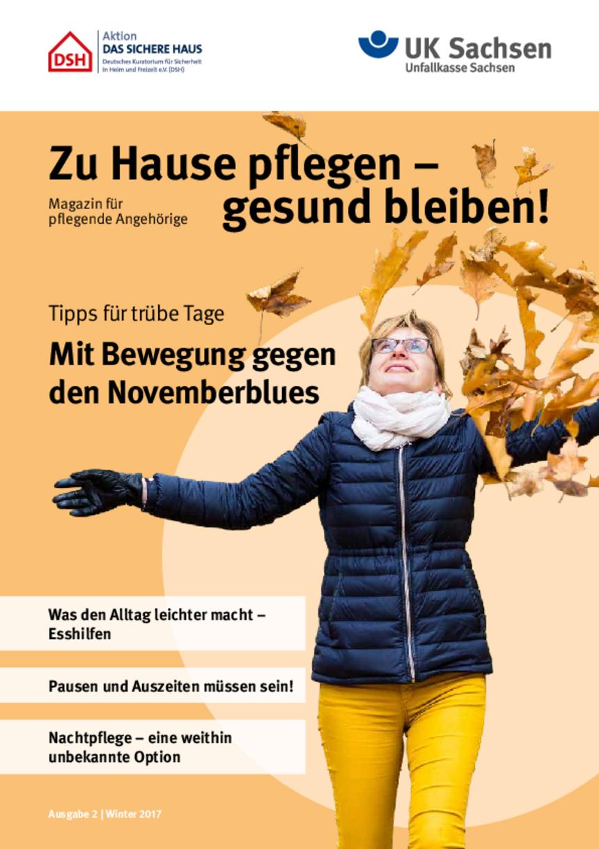 Titel vom Pflege-Magazin | Ausgabe 02/2017