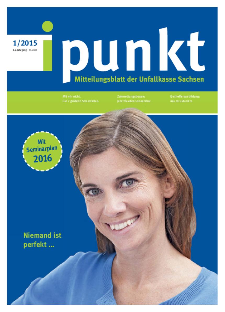 Titel vom ipunkt | Ausgabe 01/2015