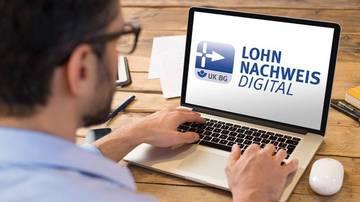 Lohnnachweis digital